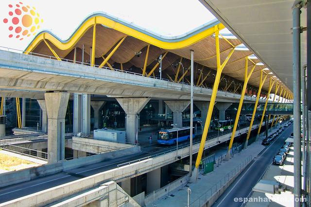 aeropuerto de Barajas, Madri