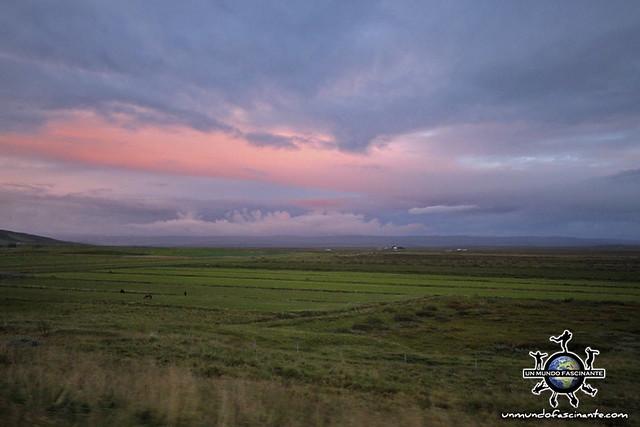 ISLANDIA - Múli