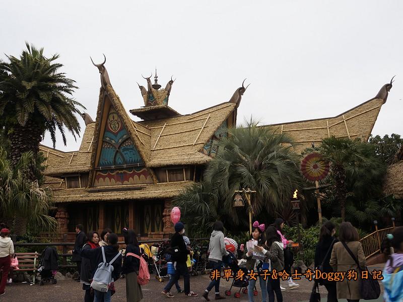 東京迪士尼樂園37提基神殿:史迪奇呈獻「Aloha E Komo Mai!」