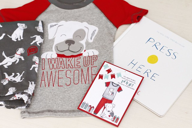 Use Sweet Dreams by Papertrey Ink to put together the best kid gift ever that every parent will appreciate