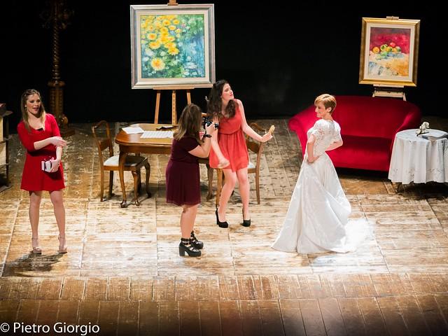 regalo di nozze teatralmente gioia