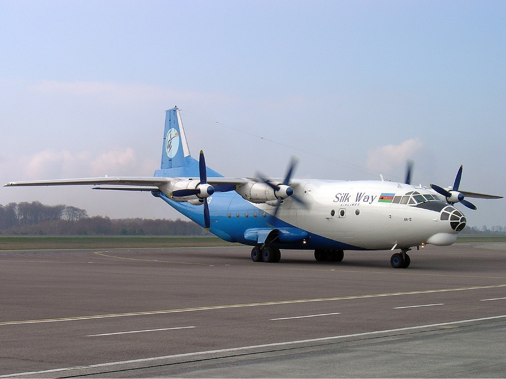 Ketten túlélték a Silk Way Antonovjának lezuhanását