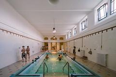 塞切尼溫泉浴場