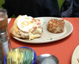 Snooze A.M. Eatery: Breakfast Pot Pie