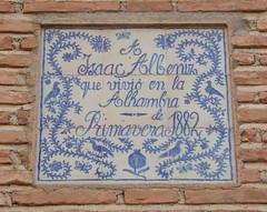 Photo of White plaque № 39386