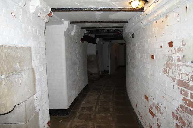 Basement, No Mans Land Fort