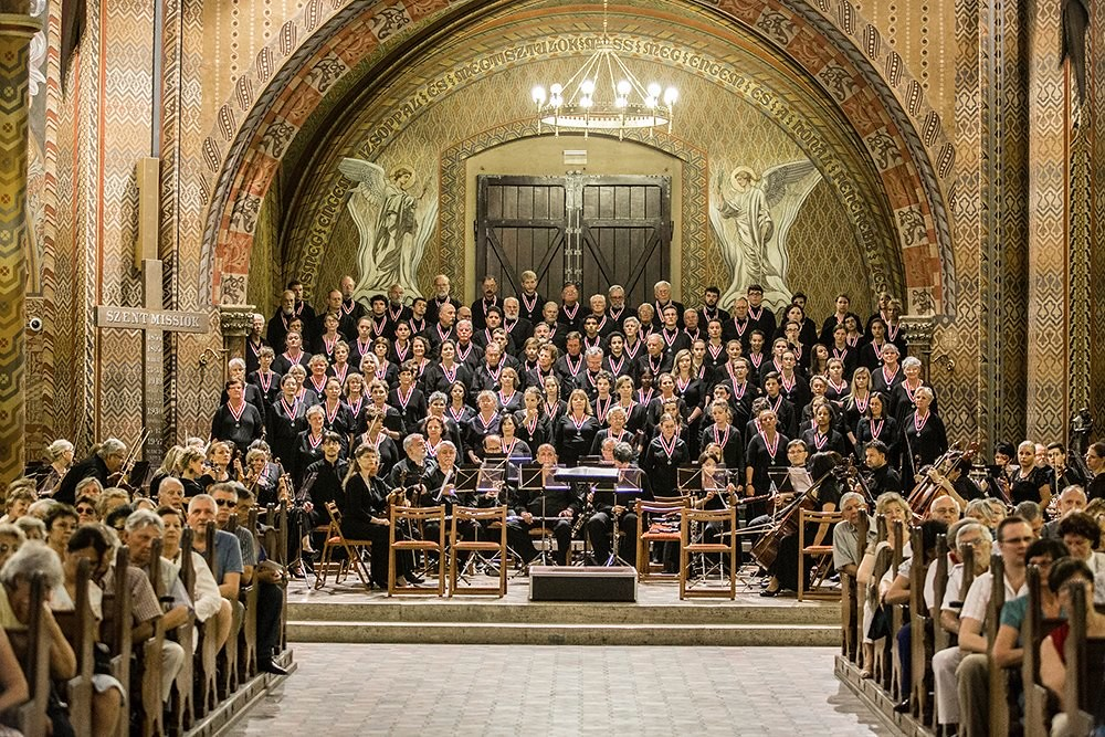 Chorus of Westerly 2014 Tour of the Czech Republic, Austria and Hungary