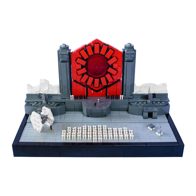 Star Wars Episode VII - First Order Outpost