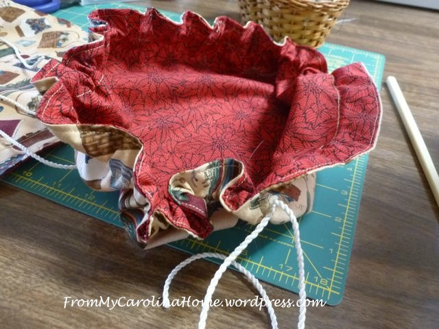 Draw String Pouch - 17