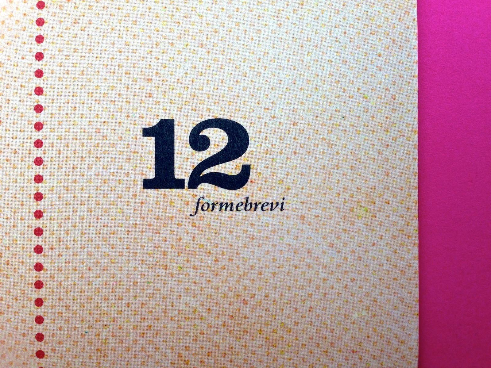 La stella del vespro, di Colette. Del Vecchio Editore 2015. Art direction, cover, illustrazioni, logo design: IFIX | Maurizio Ceccato. Risvolto della quarta di copertina (part.), 1