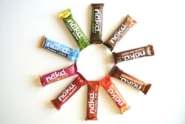 Healthy Snacks Nakd