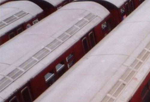 Main Line IRT R36 9542