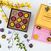 John & Kira\'s Chocolates - Ladybug & Bee and Wildflower Collections