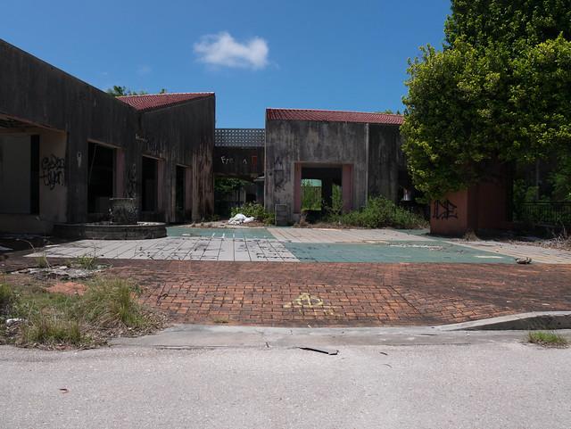 Abandoned Resort Complex