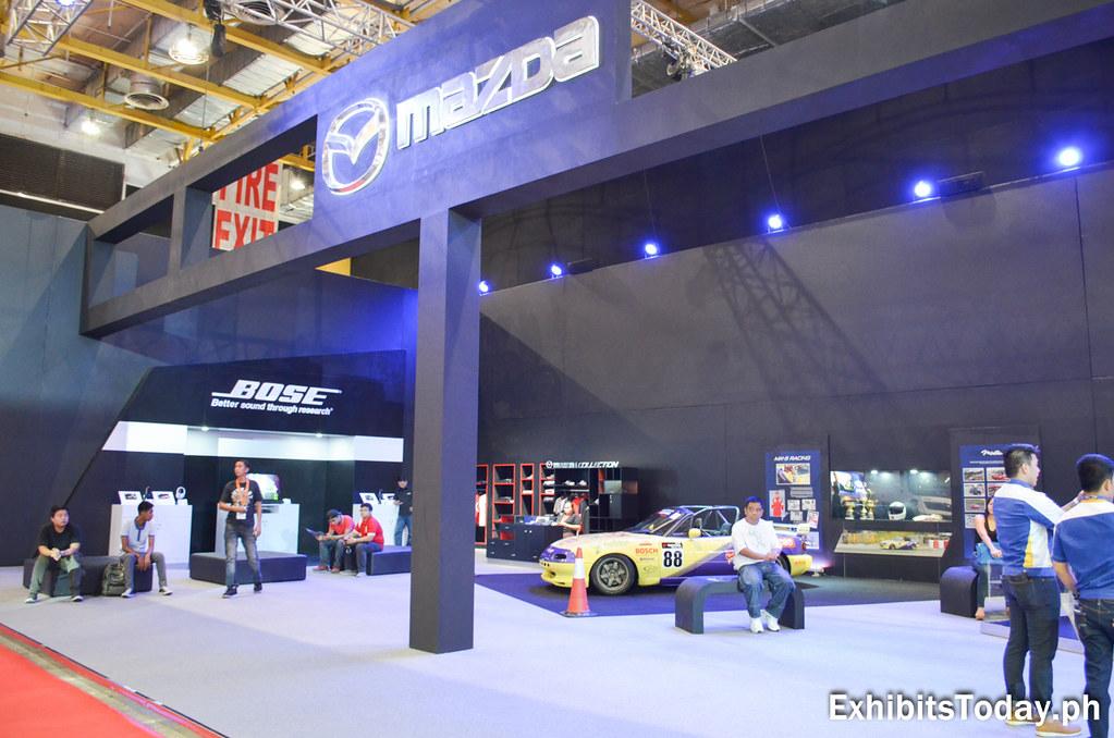 Mazda Cars Pavilion
