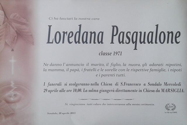 Pasqualone Loredana