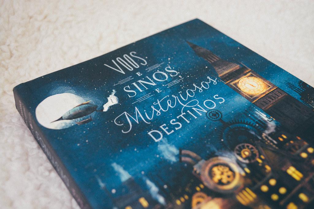 Voos e Sinos e Misteriosos Destinos