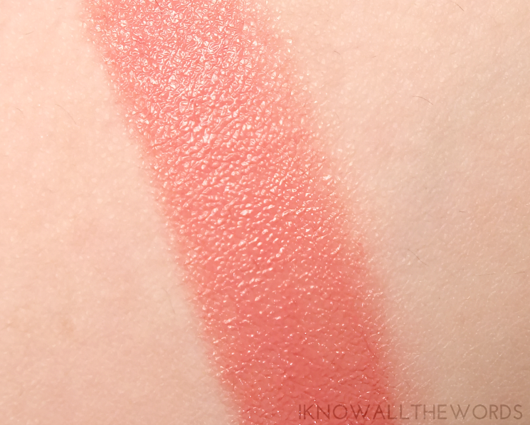 burberry kisses hydrating lipstick- no 5 nude pink (2)