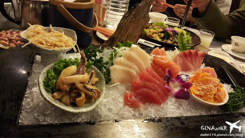 台北市汀州路》新東南海鮮餐廳 合菜 海鮮料理 海鮮餐廳 @Gina Lin