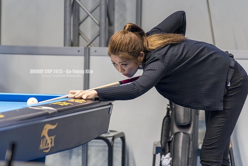 Ga-Young Kim 金佳映