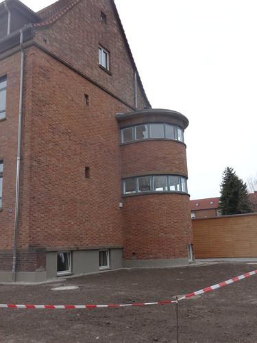 1928/29 Teutschenthal Schule von Ernst Trommler Maerkerstraße 30 in 06179
