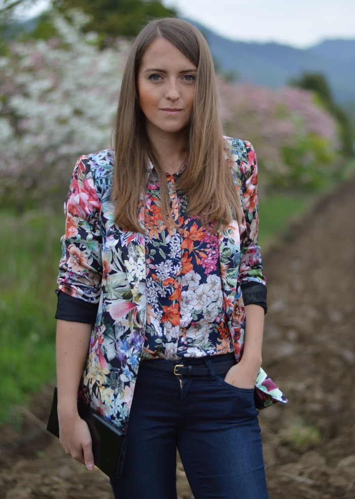 flowers on flowers,wildflower girl, fashion blog, blogger, Benetton, Zara, fiori (12)