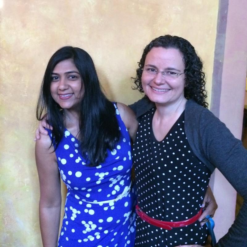 Deepika, me and dots