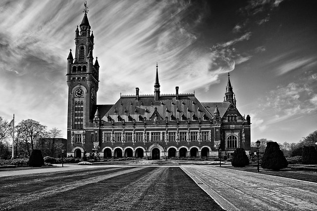 Vredespaleis Den Haag/Peace Palace the Hague