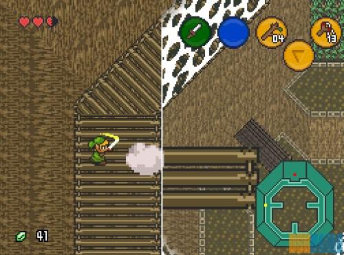 Zelda: Ocarina of Time 2D