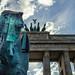 Berlin: Brandenburg Gate and Horse Sculpture - ALTERNATIVE VERSION by V. Koeditz