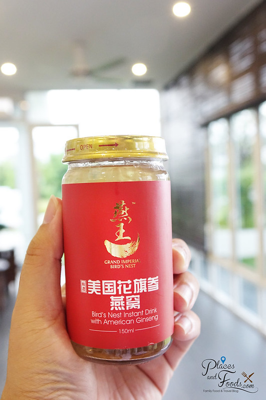 grand imperial bird nest with american ginseng 150 ml