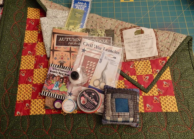Humble Quilts Doll Quilt Swap