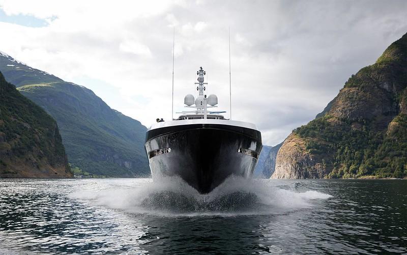 Ann G от Heesen Yachts