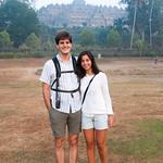 Posado en Borobudur