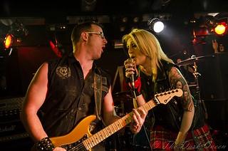 Safire at the Diamond Rock Club, 21 May 2016