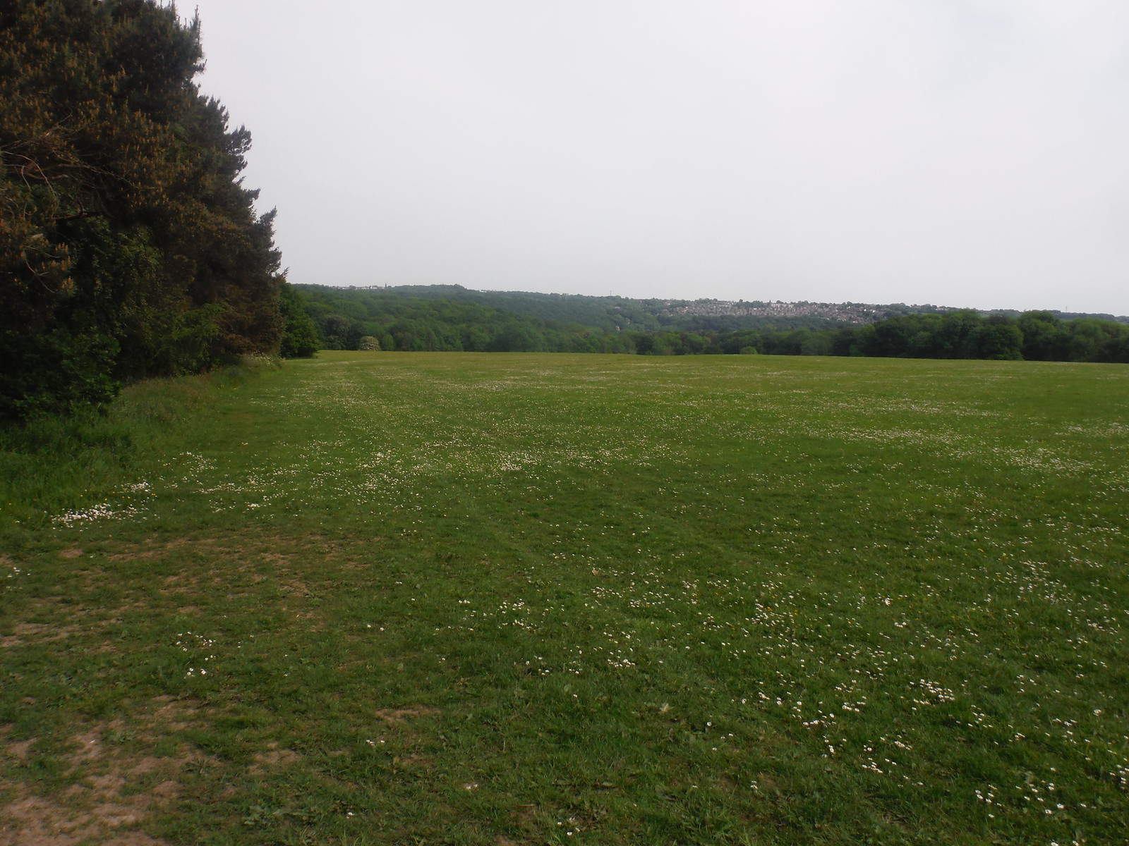 Whirlow Playing Fields SWC Walk 267 - Sheffield Circular (via Porter, Limb, Sheaf and Gleadless Valleys)