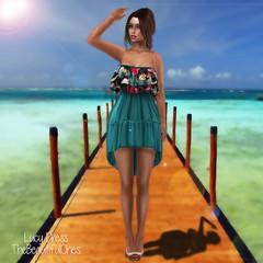 Lucy summer dress