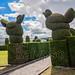 The Cemetery Of Tulcan, Ecuador, South America
