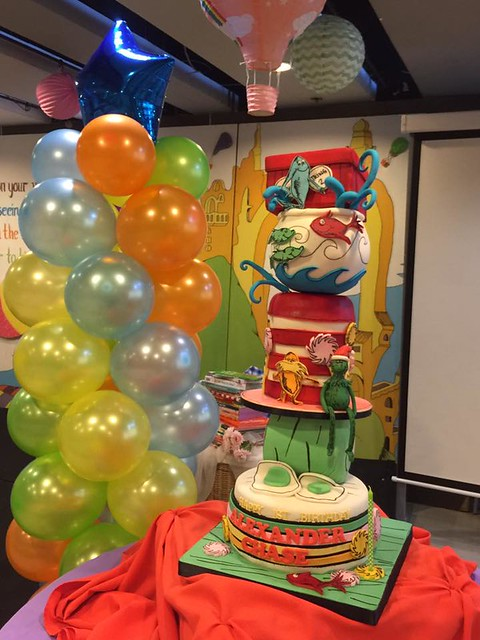 Dr Seuss Cake by Hailey's Cakes Unlimited