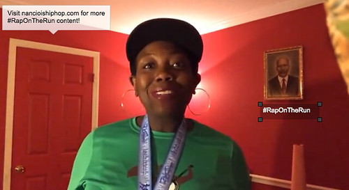#RapOnTheRun: 2015 Raleigh Rock N Roll Half Marathon Race Review (Video)