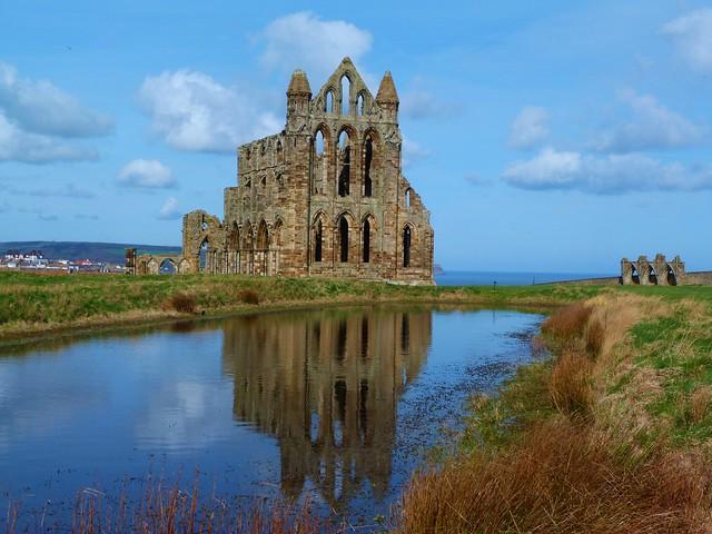 Abadía de Whitby (Yorkshire)