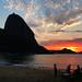 Pão de Açucar - Amanhecer na Praia Vermelha - Rio  Sugar Loaf - Dawn in Vermelha Beach - Rio 450 #RiodeJaneiro #SugarLoaf #PãodeAçucar by .**rickipanema**.