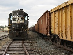 The world 39 s best photos of conrail and gondola flickr for Work one laporte indiana
