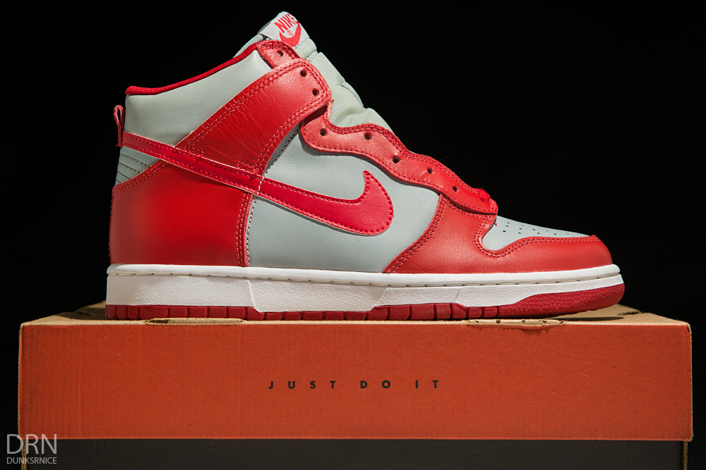 1999 Ultraman High Dunks.