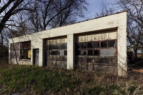 Pickett Service Station
