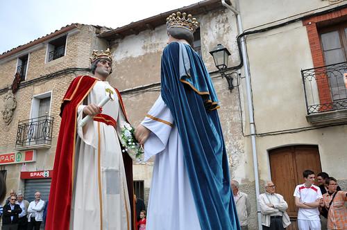 Fiestas pequeñas en Larraga