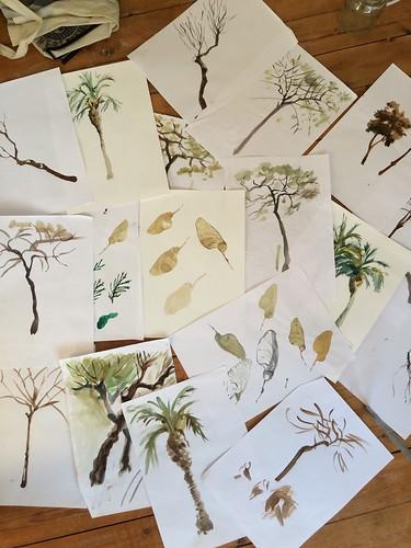 Мучения с деревьями