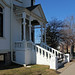 Porch, Branch District Library — Coldwater, Michigan