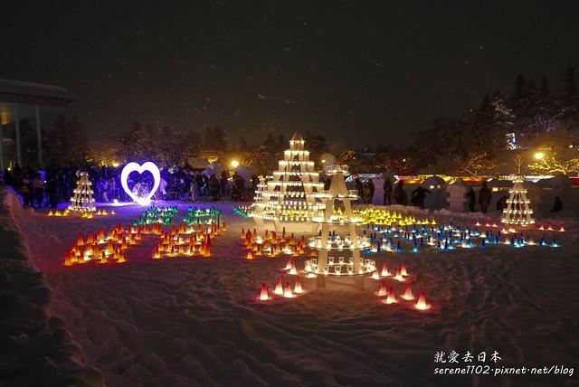 20150214米澤雪燈籠-10米澤雪燈籠-1330233