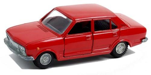 Mercury Fiat 132